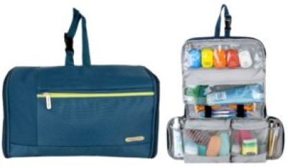 All your toiletries in one bag