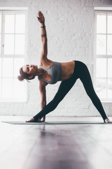 10 Beginner Yoga Poses To Help You Unwind