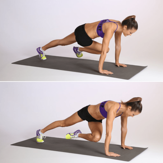 10 Workout Moves That'll Whip You Into Shape This Season
