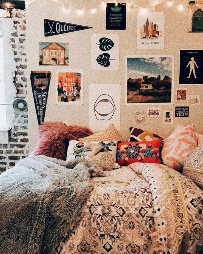 *10 Ways To Jazz Up Your Uni Dorm Room