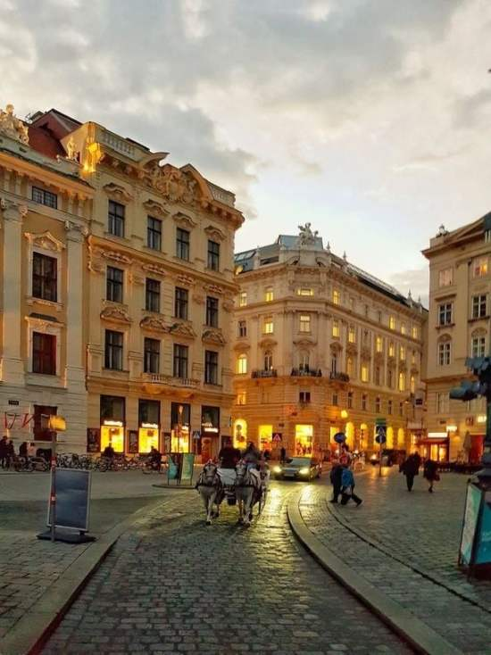 Best European Cities To Visit After College
