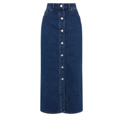 10 Ways To Style Maxi Skirts