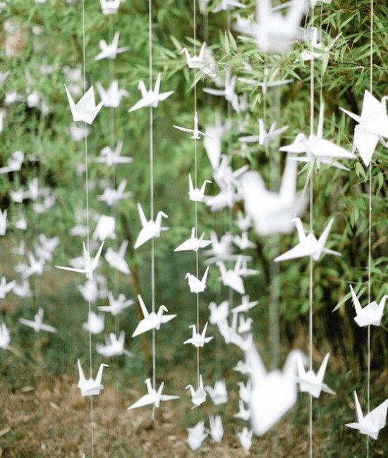 10 DIY Wedding Decorations That Will Make A Spring Wedding Memorable
