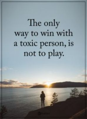 Why There Should Be No Room For Toxic People In Your Life