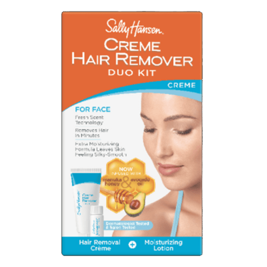 *Hair Removal Creams That Will Keep Hair Away For A While