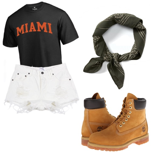 gameday outfits at U Miami, 10 Adorable Gameday Outfits At U Miami