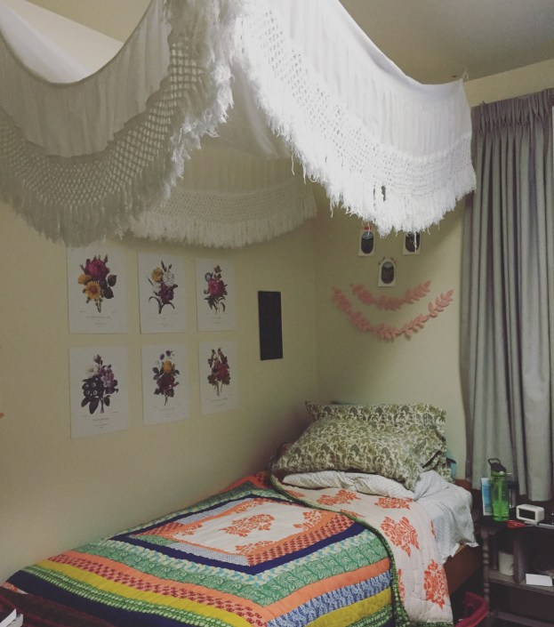 Butler University has some amazingly decorated dorm rooms!