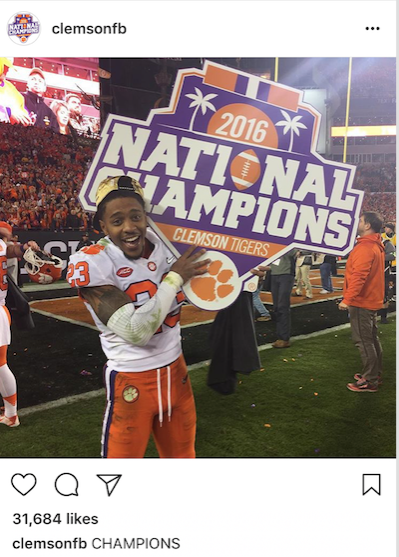 These are 10 things that will absolutely happen to you at Clemson University!