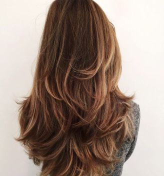 Such beautiful hairstyles for long hair!