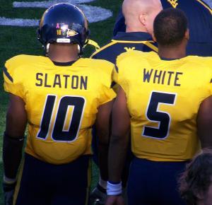 Steve_Slaton&Pat_White
