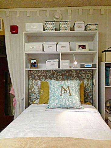 20 Dorm Room Decorating Tips To Make Your Room Feel Bigger