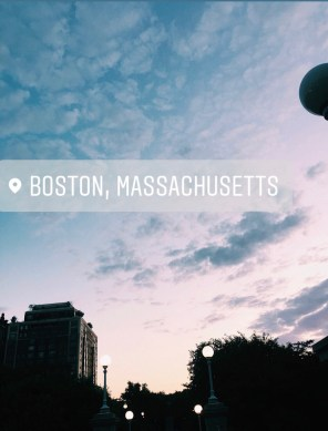 Your Ultimate Boston Bucket List For This Summer