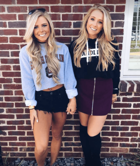 gameday outfits at the university of south carolina!