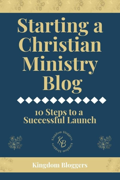 How to Start a Ministry Blog