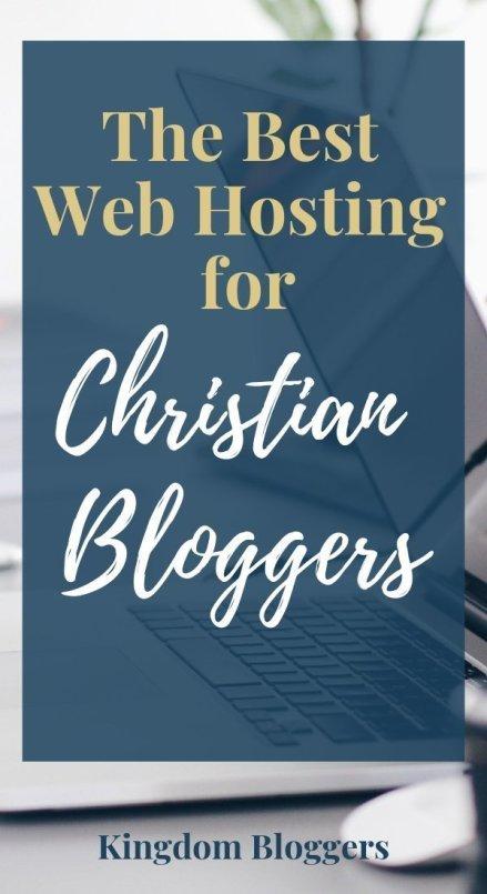 The Best Web Hosting for Christian Blogs