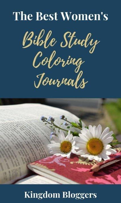 Women's Bible Study Coloring Journal
