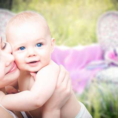 Becoming a Mom for the First Time Changed My Life