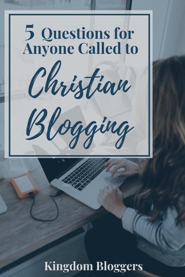 Step 1: Pick a blog name