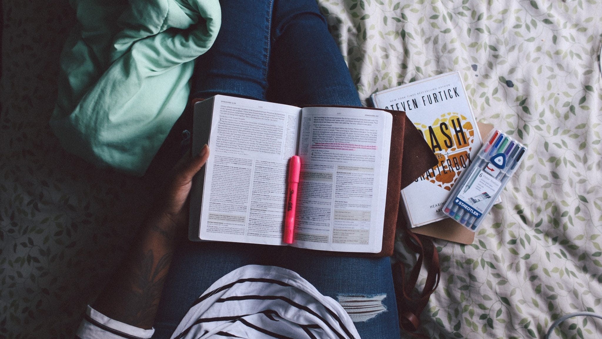 Digging Deeper: 5 Effective Bible Study Methods