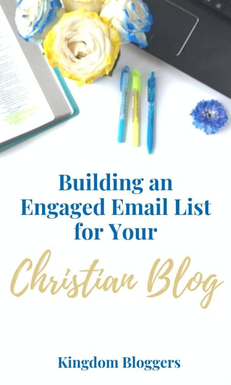Building an Engaged Email List 1