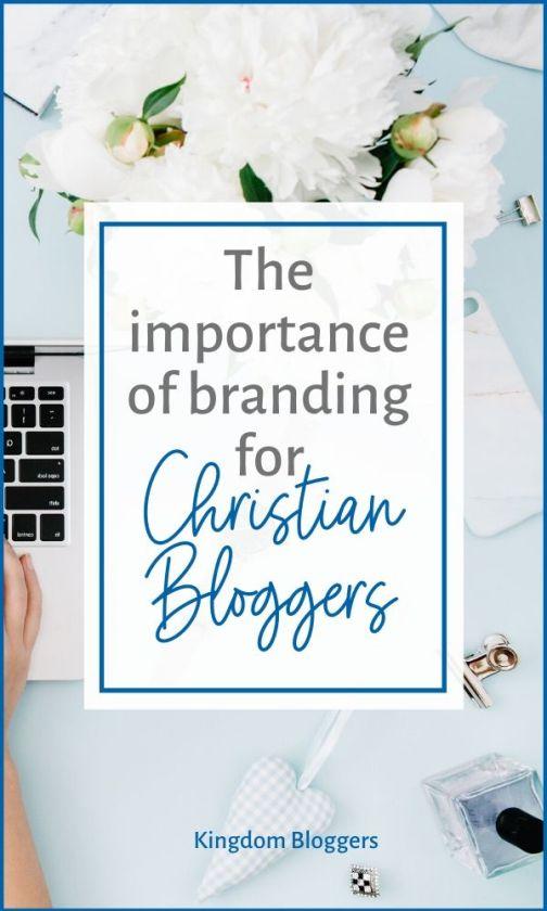 branding your christian blog