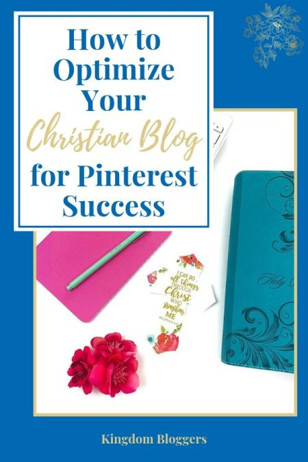 How to Optimize Your Blog for Pinterest Success