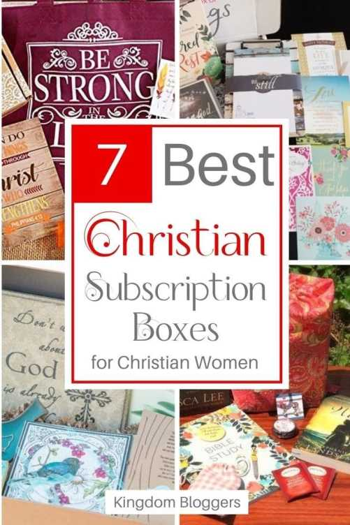 christian subscription boxes