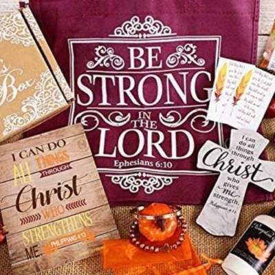 7 Best Christian Subscription Boxes for Christian Women