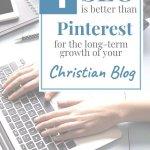 SEO is better than Pinterest