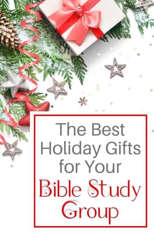 Gifts for Bible Study Group