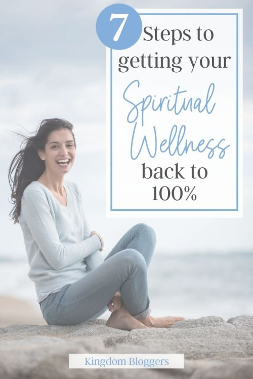 spiritual wellness checkup