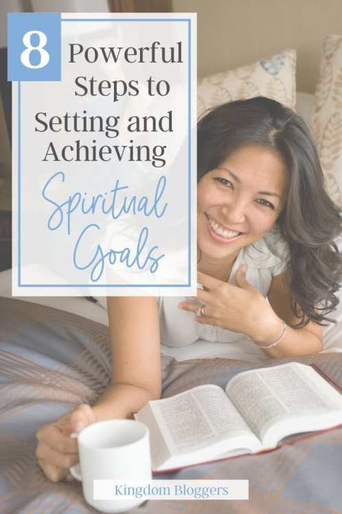setting and achieving spiritual goals