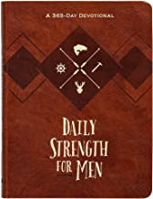 daily strength for men devotional bible