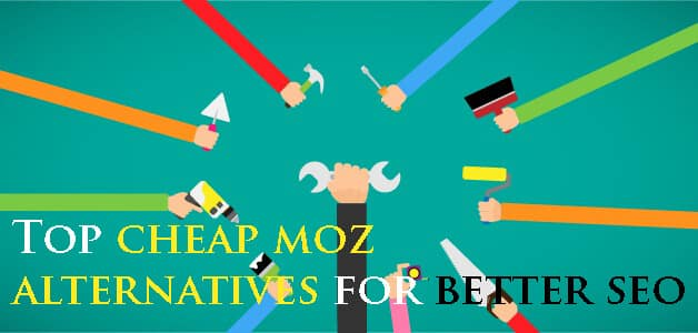 moz pro alternatives