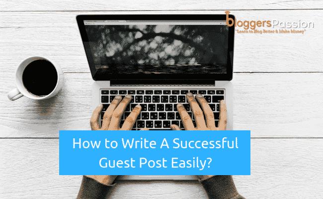 successful guest post