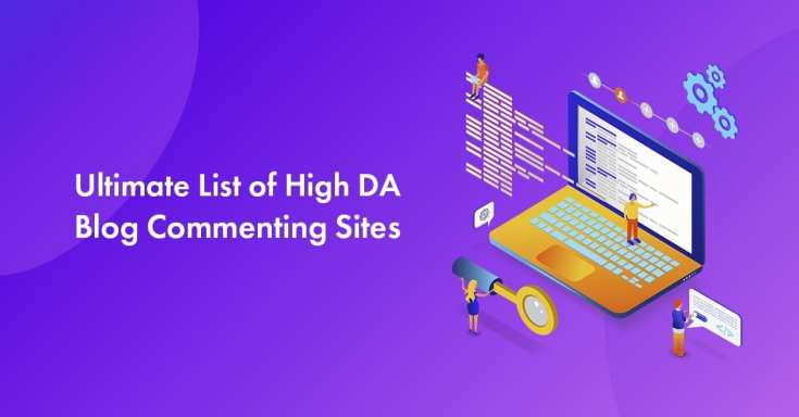 List of high quality blog commenting sites for 2020