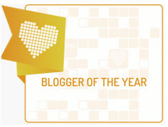 DMA blogger of the year 2014