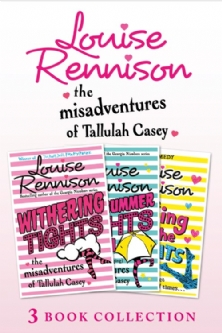 Blogger outreach assignment: Reading a book aimed at teenage girls - Taming of The Tights by Louise Rennison