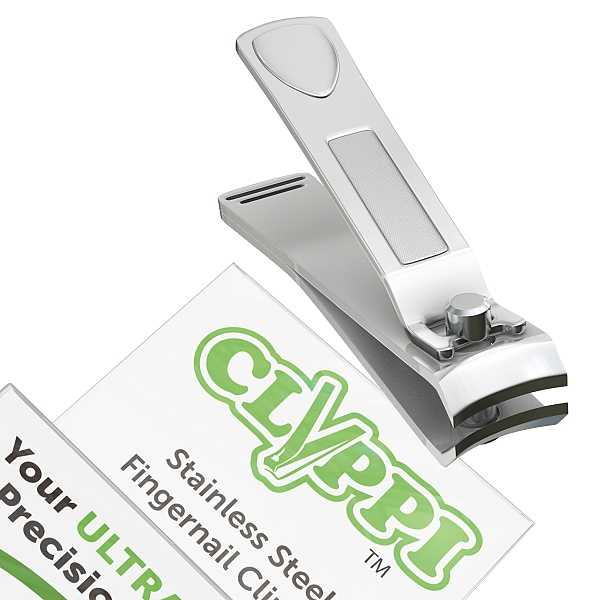 Blogging assignment: Review & Keep the CLYPPI Nail Clippers - Bestseller on amazon.com - Just launched on amazon.co.uk