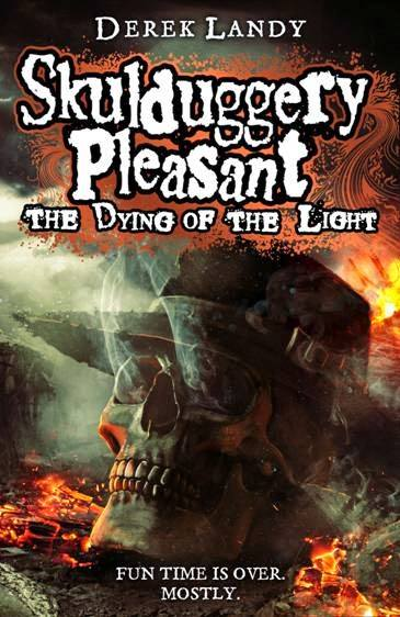 Blogging assignment: Review / Giveaway - Skullduggery Pleasant - Children's Book (UK bloggers)
