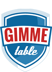 Blogging assignment: GimmeTable.com experience (UK bloggers, preferably London based)