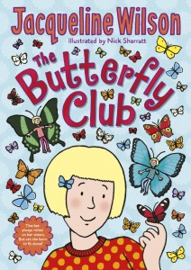 Blogging assignment: BOOK REVIEW - The Butterfly Club by Jaqueline Wilson (UK bloggers)