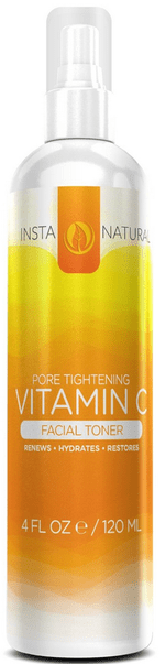 Blogging assignment: Vitamin C Facial Toner Review (UK bloggers)