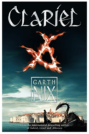 Blogging assignment: Giveaway and review of fantasy adventure book Clariel by Garth Nix (UK bloggers)