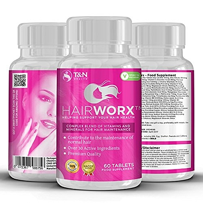 Blogging assignment: UK bloggers wanted to test and review, Hairworx hair vitamin tablets for faster hair growth