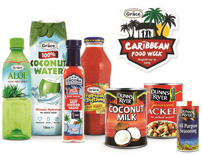Blogging assignment:  UK bloggers wanted to get cookin' for caribbean food week 2015 in exchange for free product