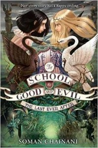 Blogging assignment: Child Fiction Book Review - The School for Good and Evil 3 - The Last Ever After (UK bloggers)