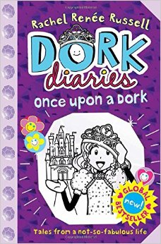 Blogging assignment: Children's Book Review: Dork Diaries - Once Upon a Dork  (UK bloggers)