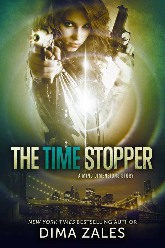 Blogging assignment: Urban Fantasy Kindle Book by NYT and USA today best selling author (Worldwide bloggers)