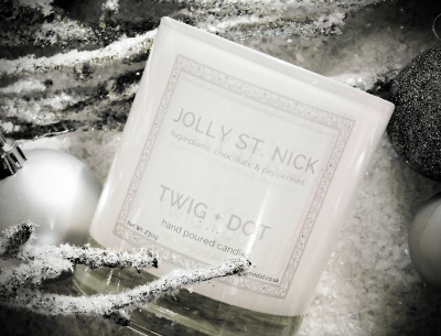 UK beauty & lifestyle bloggers wanted to review Twig + Dot Christmas candles or gift set